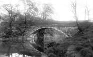 Bury, Chasewell Bridge 1896