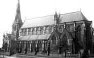 Bury, Church Of St Mary The Virgin 1895