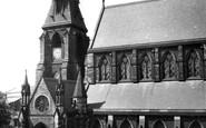 Bury, Church Of St Mary The Virgin c.1955