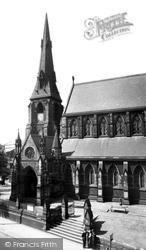 Church Of St Mary The Virgin c.1955, Bury