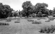 Bury, Clarence Park c.1955