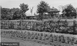 Clarence Park c.1955, Bury