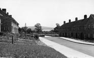 Bury, Coombe Close c.1960