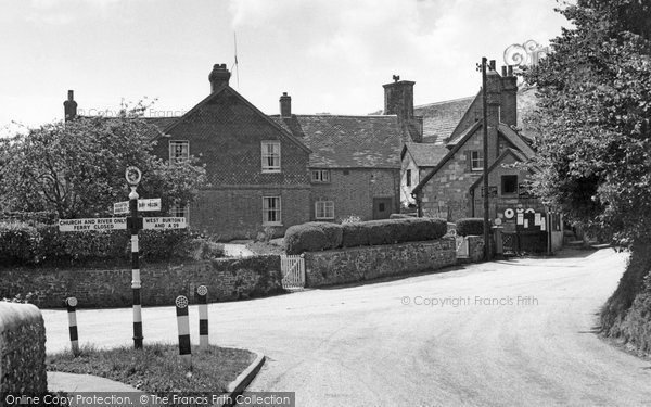 Photo of Bury, Crossroads c.1960