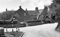 Bury, Crossroads c.1960