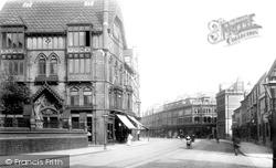 Fleet Street 1895, Bury