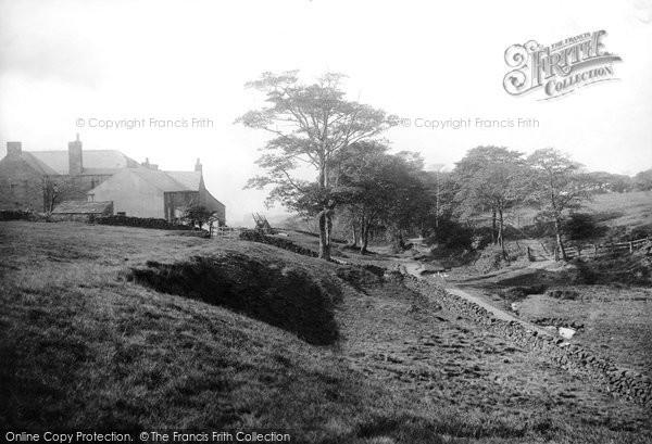 Bury, Hercules Farm 1895