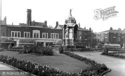 Kay Gardens c.1955, Bury