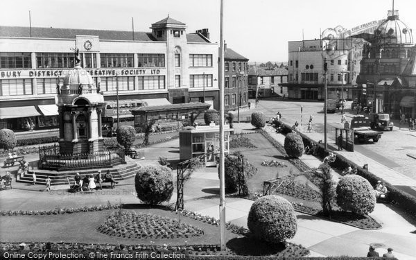 Photo of Bury, Kay Gardens c1955