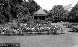 Manchester Road Park c.1955, Bury