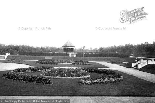 Bury, Manchester Road Recreation Ground 1895