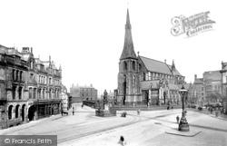 Market Place 1895, Bury