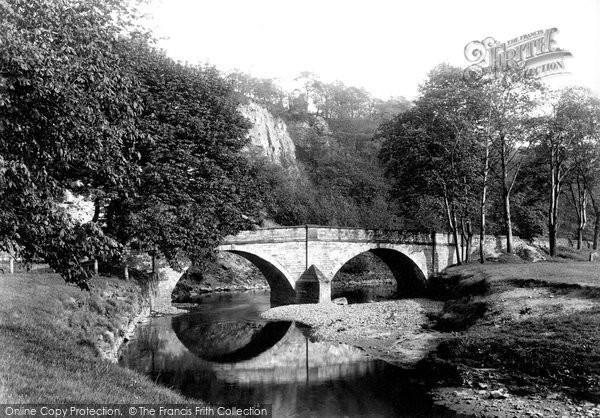 Bury, Nuttall Bridge 1896