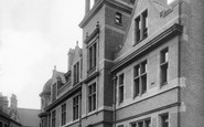 Bury, Post Office 1902