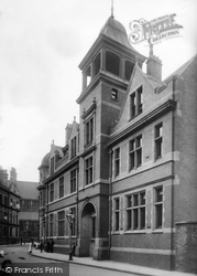 Post Office 1902, Bury