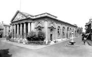 Bury St Edmunds, Corn Exchange 1922