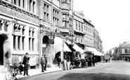 Bury St Edmunds, Cornhill 1898