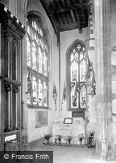 Bury St Edmunds, St Mary's Church, Suffolk War Memorial 1929