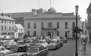 Bury St Edmunds, The Atheneum c.1961