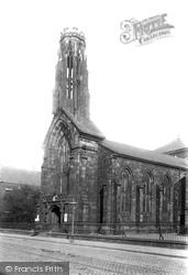 St Marie's Roman Catholic Church 1895, Bury