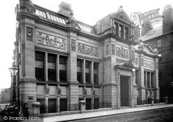 Technical School 1895, Bury