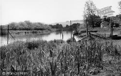 Bury, The River Arun c.1960