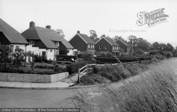 Photo of Bury, The Street c.1960