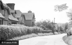 Bury, The Street c.1960