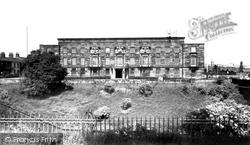 Town Hall c.1955, Bury