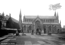 Unitarian Church And School 1895, Bury