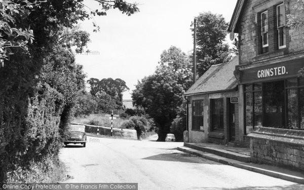 Photo of Bury, Village Stores c.1960