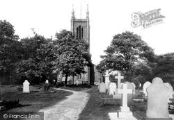 Walmersley Church 1897, Bury