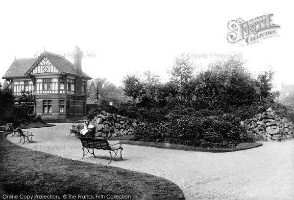 Bury, Walmersley Road Recreation Ground 1895