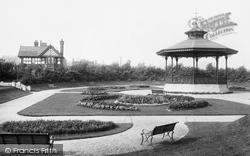 Walmersley Road Recreation Ground 1895, Bury