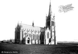 Walshaw Church 1895, Bury
