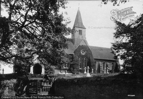 Busbridge, Church Of St John The Baptist 1910
