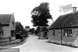 The Village c.1950, Buscot