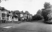 Bushey Heath, Little Bushey Lane c.1955