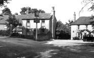 Bushey Heath, The Kings Head c.1955
