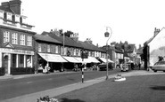 Bushey, High Street c.1955