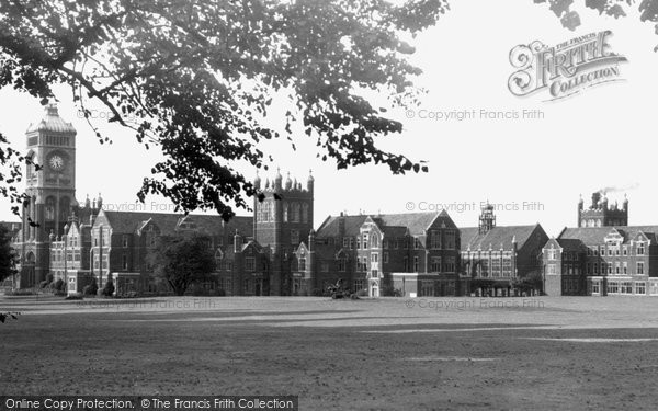 Photo of Bushey, Masonic Senior Boys' School c1955