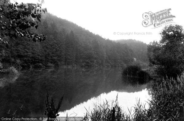 Bussage, Valley, Toadsmoor Lake 1910