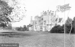 Butleigh Court c.1955, Butleigh