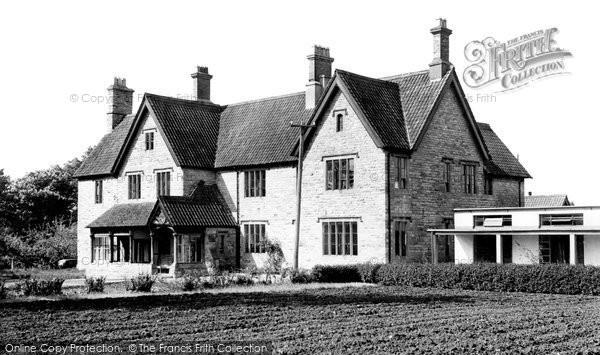 Butleigh, The Hospital c.1955