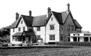 Butleigh, the Hospital c1955