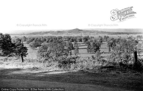 Butleigh, The Vale Of Avalon c.1960