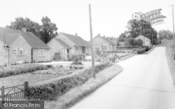 Butleigh, The Village c.1960