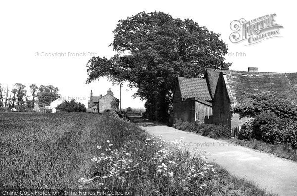 Butley, High Corner c.1955