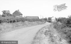 Butley, Low Corner c.1955