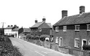 Butley, The Street c.1953